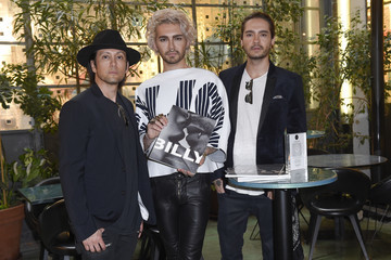 Tom Kaulitz 'BILLY - Love Don't Break Me'  Book Launch in Milan