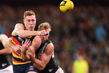 Tom Lynch AFL Rd 20 - Adelaide vs. Port Adelaide