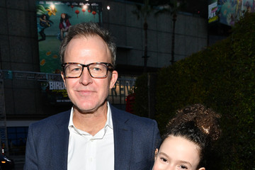 """Tom McCarthy Chloe Coleman Premiere Of Disney +'s """"Timmy Failure: Mistakes Were Made"""" - Red Carpet"""