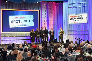 Tom McCarthy AARP's 15th Annual Movies For Grownups Awards - Inside