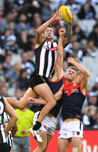 AFL Rd 4 - Collingwood v Melbourne