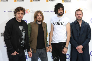 Tom Meighan Nordoff Robbins O2 Silver Clef Awards - Arrivals