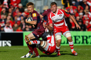 Tom Palmer Gloucester Rugby v Bordeaux-Begles - European Champions Cup Play-Off