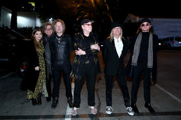Tom Petersson Daxx Nielsen The Art Of Elysium Presents 'WE ARE HEAR'S HEAVEN 2020' - Arrivals