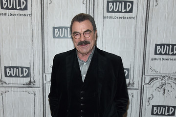 Tom Selleck Build Presents Tom Selleck  Discussing His Show 'Blue Bloods'