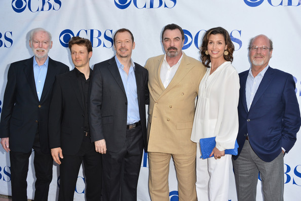 Tom selleck and kevin wade photos photos screening and for What happened to danny s wife on blue bloods