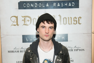 Tom Sturridge Opening Night on Broadway of Lucas Hnath's 'A Doll's House, Part 2' Starring Laurie Metcalf and Chris Cooper