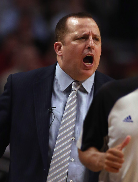 tom thibodeau height