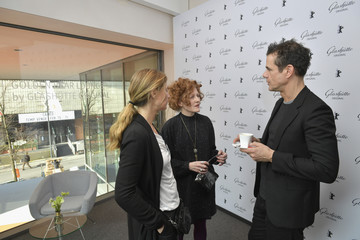 Tom Tykwer Glashuette Original Day 1 at the 68th Berlinale International Film Festival
