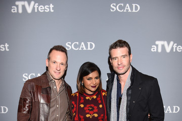 Tom Verica SCAD Presents aTVfest  2016 - 'The Mindy Project'