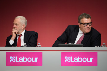 Tom Watson Labour Party Conference 2017- Day One
