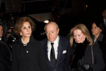 Tomas Terry Spanish Royals Attend a Funeral Service