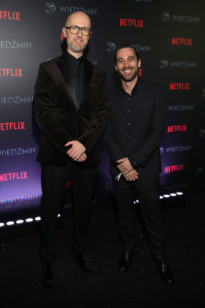 """The Witcher"" Netflix Premiere In Warsaw"