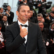 Tomer Sisley 'La Tete Haute' Red Carpet - The 68th Annual Cannes Film Festival