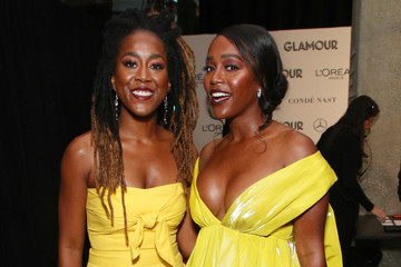 Tomi Adeyemi 2019 Glamour Women Of The Year Awards - Arrivals And Cocktail