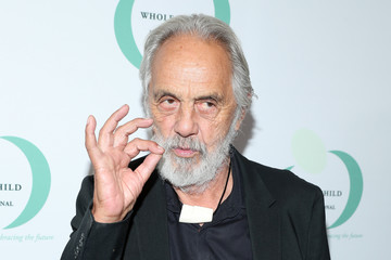 Tommy Chong Whole Child International's Inaugural Gala In Los Angeles Hosted By The Earl And Countess Spencer - Red Carpet