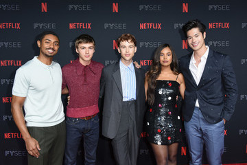 Tommy Dorfman Netflix FYSee Kick Off Party - Red Carpet