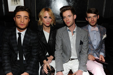 Luke Treadway Tommy Hilfiger Fall 2011 Men's Collection - Backstage
