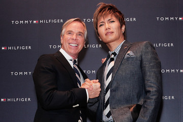 Gackt Tommy Hilfiger Flagship Store Opening