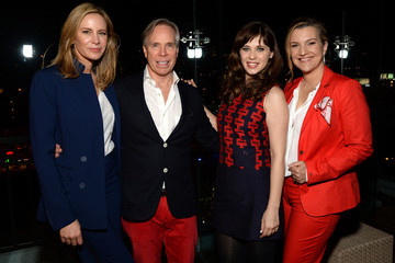 Tommy Hilfiger Zooey Deschanel Debuts New Capsule Collection — Part 2