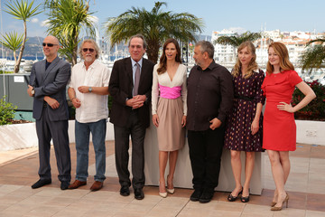 """Tommy Lee Jones Hilary Swank """"The Homesman"""" Photocall - The 67th Annual Cannes Film Festival"""