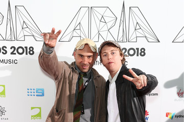 Tommy O'Dell 32nd Annual ARIA Awards 2018 - Arrivals
