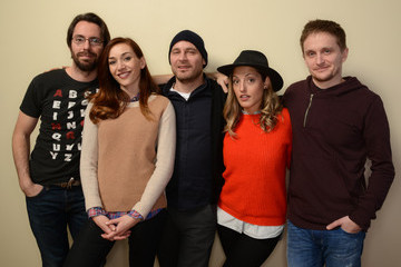 Tommy Wirkola 'Dead Snow' Portraits at Sundance