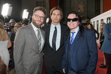 Tommy Wiseau Audi Arrivals at 'The Disaster Artist' at AFI Festival