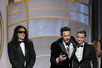 Tommy Wiseau 75th Annual Golden Globe Awards - Show