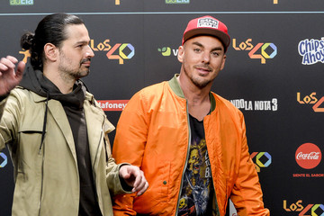 Tomo Milicevic 'Los 40 Music Awards' Photocall