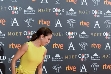 Toni Acosta Goya Cinema Awards 2017 - Red Carpet
