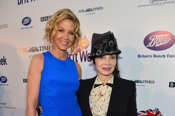 Toni Basil Arrivals at the BritWeek Launch Party