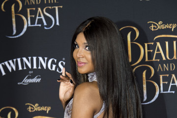 Toni Braxton Premiere Of Disney's 'Beauty And The Beast' - Arrivals