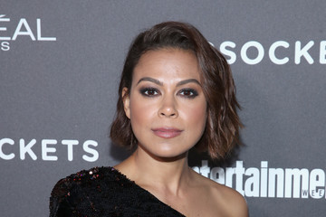 Toni Trucks Entertainment Weekly Celebrates Screen Actors Guild Award Nominees At Chateau Marmont Sponsored By L'Oréal Paris, Cadillac, And PopSockets - Arrivals