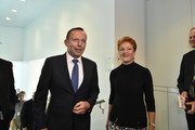 Tony Abbott Photos Photo