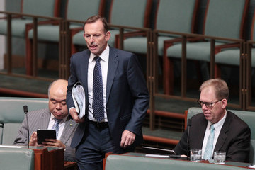 Tony Abbott Federal Parliamentarians Continue to Be Questioned Over Dual Citizenship