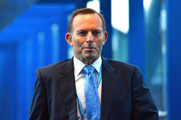 Tony Abbott The Conservative Party Conference 2016 - Day Four