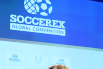 Tony Adams Soccerex - Manchester: Day Four