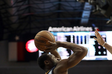 Tony Allen Memphis Grizzlies v Dallas Mavericks