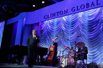 Tony Bennett Clinton Global Initiative 2015 Annual Meeting - Day 2