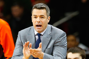 Tony Bennett Virginia v Boston College