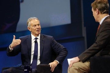 Tony Blair American Israel Public Affairs Committee Policy Conference