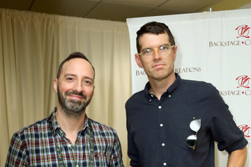 Tony Hale Timothy Simons Backstage Creations Giving Suite At The Emmy Awards - Day 1