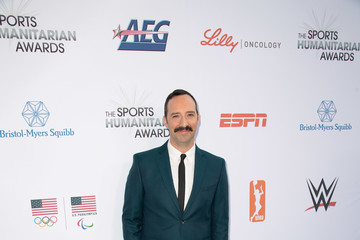 Tony Hale 4th Annual Sports Humanitarian Awards - Arrivals