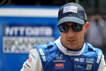 Tony Kanaan 101st Indianapolis 500 - Carb Day