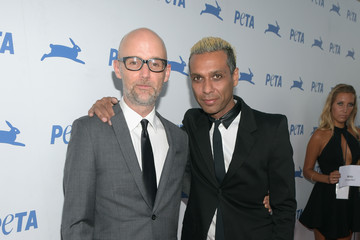Tony Kanal PETA's 35th Anniversary Party - Red Carpet