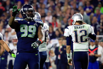 Tony McDaniel Super Bowl XLIX - New England Patriots v Seattle Seahawks