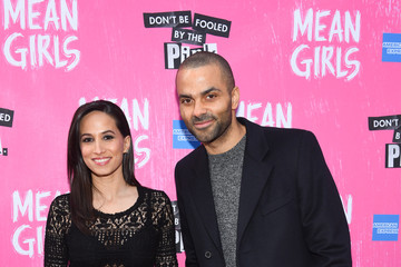 Tony Parker 'Mean Girls' Broadway Opening Night