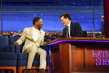 "Tony Rock CBS's ""The Late Show with Stephen Colbert"" - Season Two"