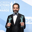 Tony Shalhoub 26th Annual Screen Actors Guild Awards - Press Room